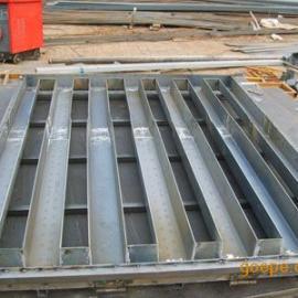 预制围栏钢模具