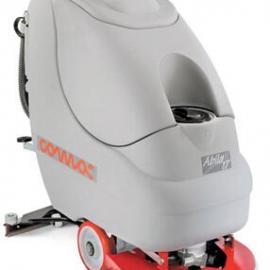高美手推式自动洗地机 电瓶式免维护洗地机Abila 17 B清洁设备