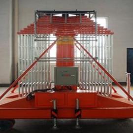 液压机械 液压升降作业平台套缸式高空作业升降平台