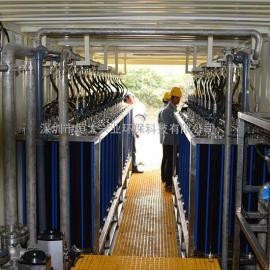 垃圾渗滤液废水零排放设备 电厂高浓度废水零排放处理
