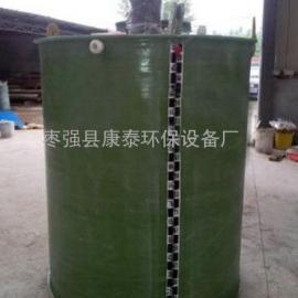 酸碱计量箱,玻璃钢酸碱计量罐液位