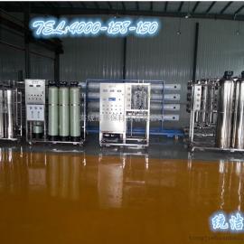食品饮料用纯水设备TJ15