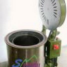 苏州昆山紧固件连接件螺丝螺钉脱油机离心甩油机工业甩干机