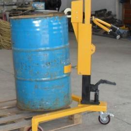 DT350B直角液压油桶搬运车