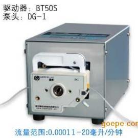 实验室BT50S调速型蠕动泵