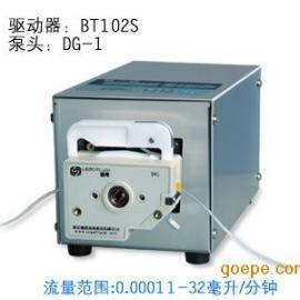 长沙实验室BT102S蠕动泵