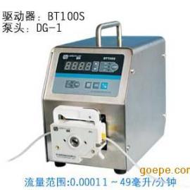 BT100S型号实验室常用蠕动泵
