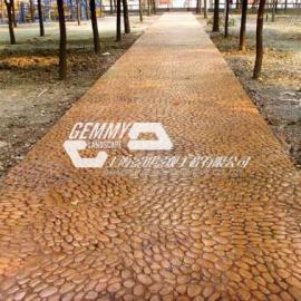 南京艺术地坪材料|玄武混凝土压花地坪|白下压模地坪施工模具