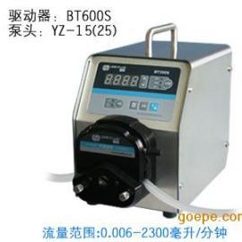 实验室BT600S调速型蠕动泵