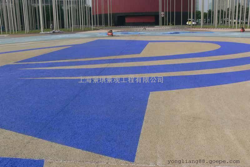 透水混凝土胶凝剂配合比|海绵城市透水地坪|透水砼施工技术