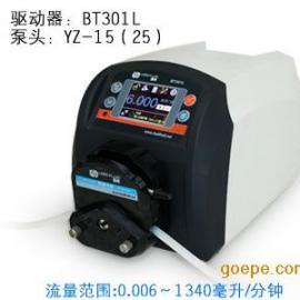 BT301L实验室智能流量型蠕动泵