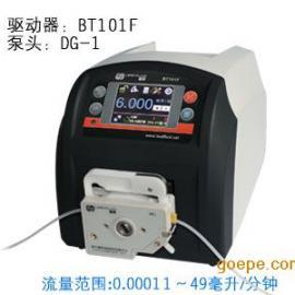 BT101F实验室高性价比分配型蠕动泵