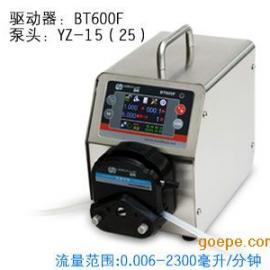 实验室BT600F灌装型蠕动泵