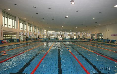 室内游泳池的细化设计