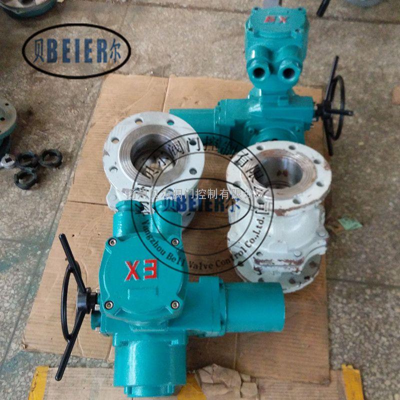 Q941H铸钢电动防爆球阀