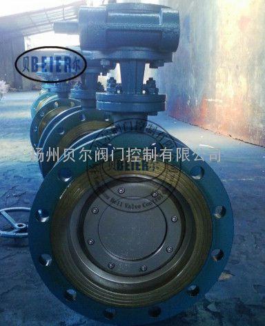d343h三偏心涡轮蝶阀图片
