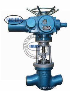 J961YP54-100V-80电动焊接截止阀