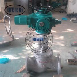 J941H-16C DN100电动铸钢截止阀