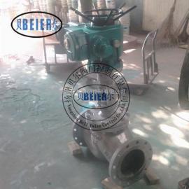DN250电动碳钢截止阀