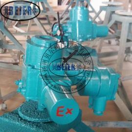 QB30-1部分回转阀门电动装置