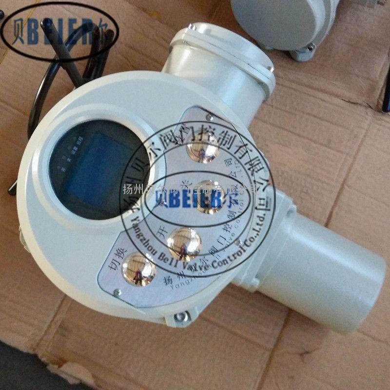 DQW智能型电动执行器