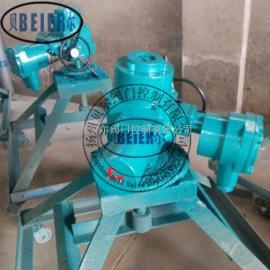 QB60防爆型电动执行机构