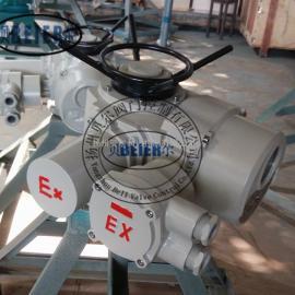 DZW10整体防爆型阀门电动装置