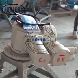 DZB60普通防爆型电动执行器