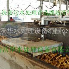黄姜清洗污水处理设备-洗姜流水线污水处理设备-国内第一品牌
