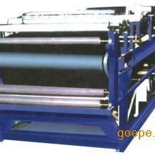 污泥带式压滤机工作原理及机械结构