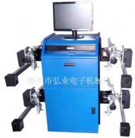 慈溪CCD大车四轮定位仪用于检测汽车车轮定位参数