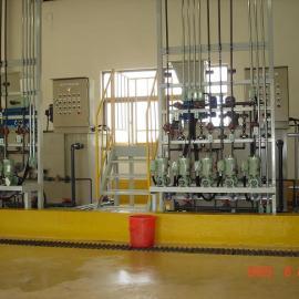 食品厂食品试剂自动加药装置