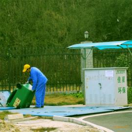 垃圾中转站重庆地区可发货6方地埋式垃圾压缩站