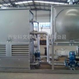 中频炉闭式冷却塔、中频炉配件