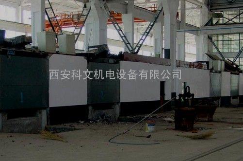 环保节能中频炉、节能中频电炉、3吨电炉