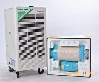 冬夏工业冷气机spc-407k移动空调机房设备降温冷