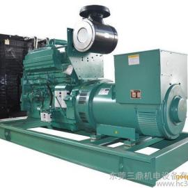 康明斯柴油发电机组 山东柴油发电机组生产厂家