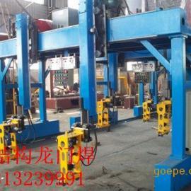 钢结构生产线天泰LMH4000焊接龙门焊 数控龙门焊
