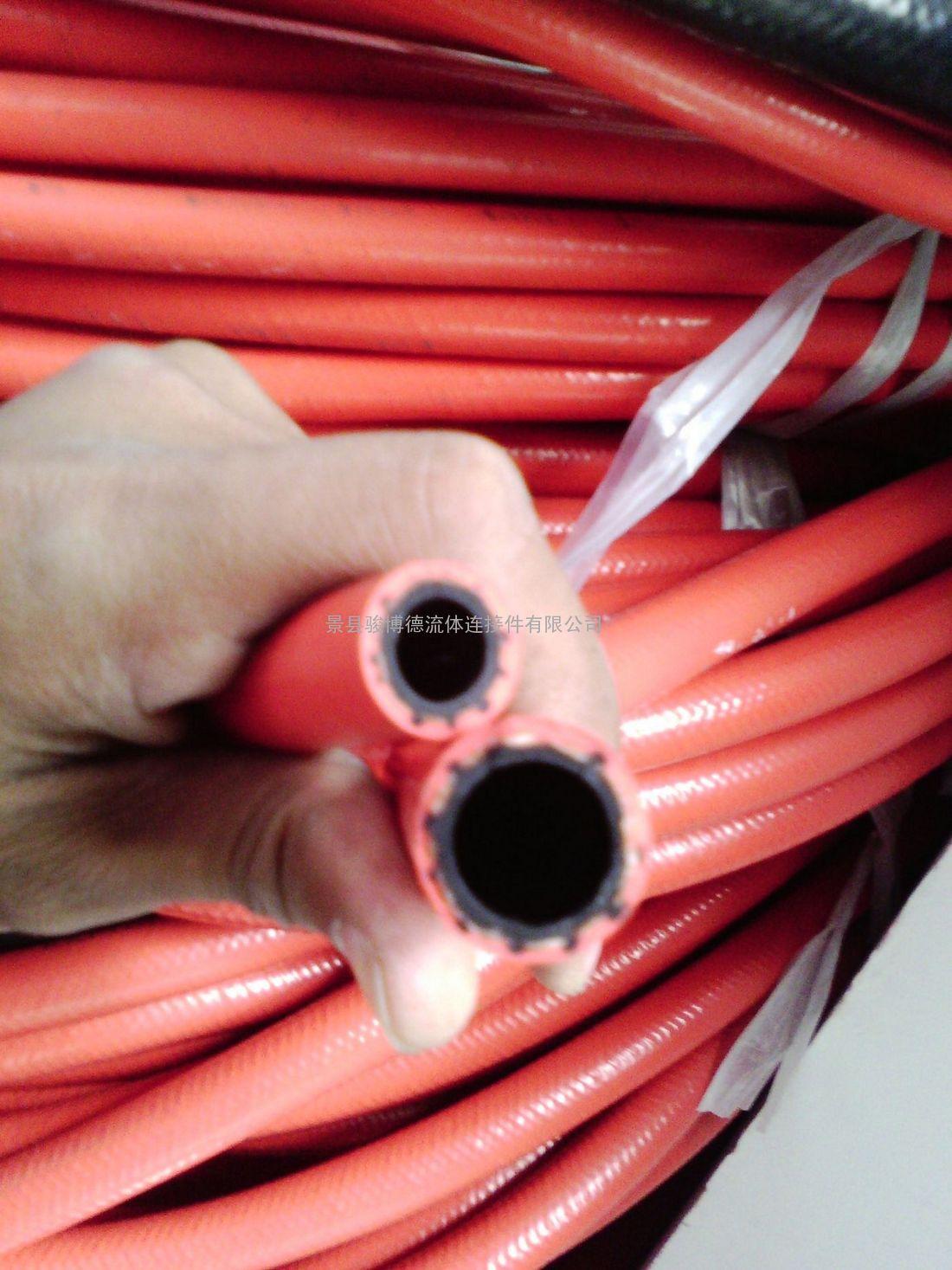 供应聚酯线胶管,纤维编织胶管,厂家直销。棉线编织胶管