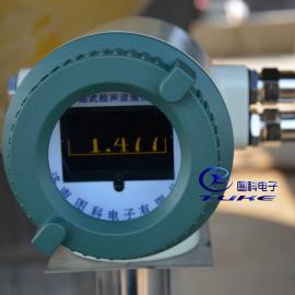 图科TK超声波外贴式氯乙烯液位计