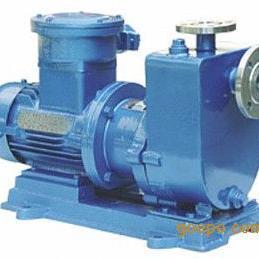 ZCQ自吸式不�P�磁力泵
