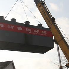 晋城地埋式一体化污水处理设备引用领域