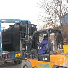 长治地埋式一体化污水处理设备