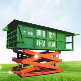 成都地区可发货垃圾中转站地埋式垃圾压缩站特价销售