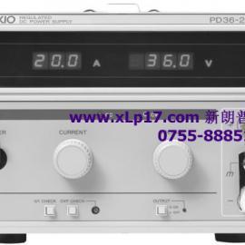 德士Texio 低纹波线性直流电源PD36-10AD
