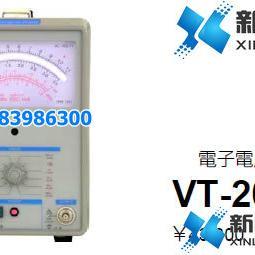 德士Texio VT-201E交流电子电压表