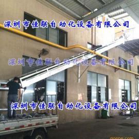 CK-80出入库皮带输送线_仓库输送设备_物料传送带