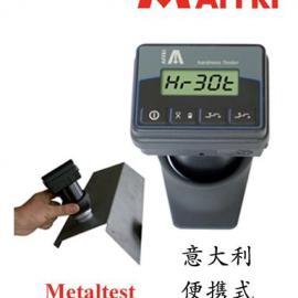 �M口便�y式硬度� 型�:Affri Metaltest