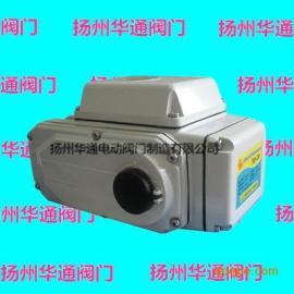 华通SKD-16电动蝶阀丨SKD-10智能型电动装置