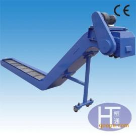 链板式排屑机规格 机床排屑器 链板式铁屑输送机供应